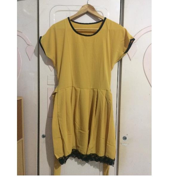 dress mustard