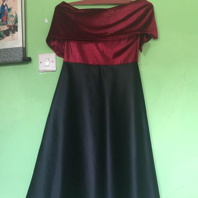 Dress  Sabrina Bludrue