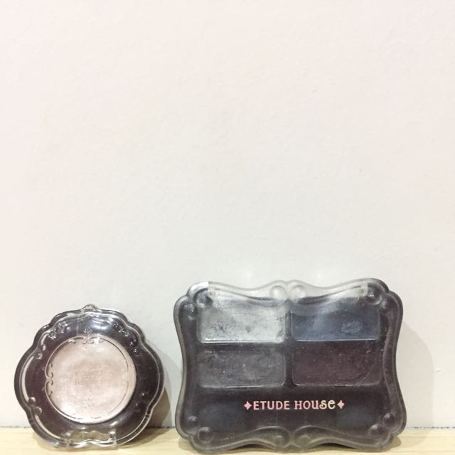 (REPRICED)Etude House Darling shadow & Eye Glitter based