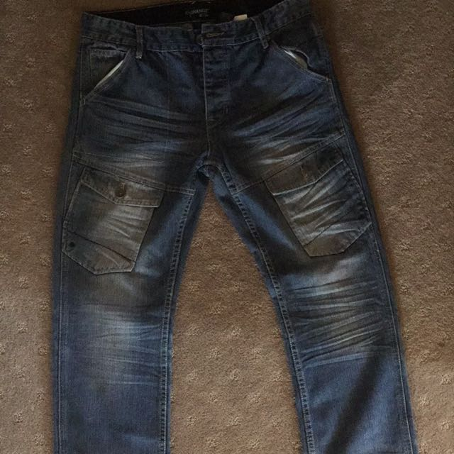Exchange (brand) - Straight Leg Jeans