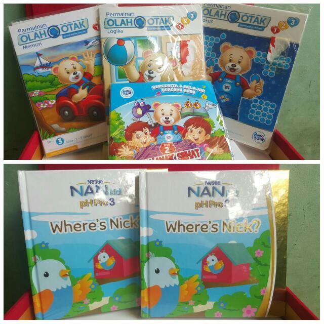 Free Gift Untuk Pembelian Product Anak Minimal Rp 100.000