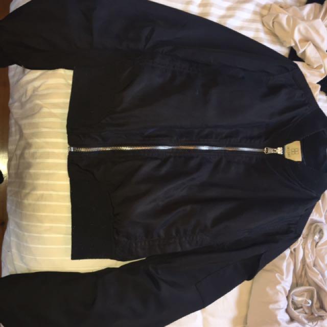 General Pants Bomber Jacket