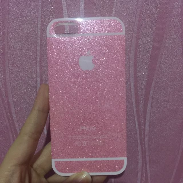 Glitter Jelly Case Iphone5