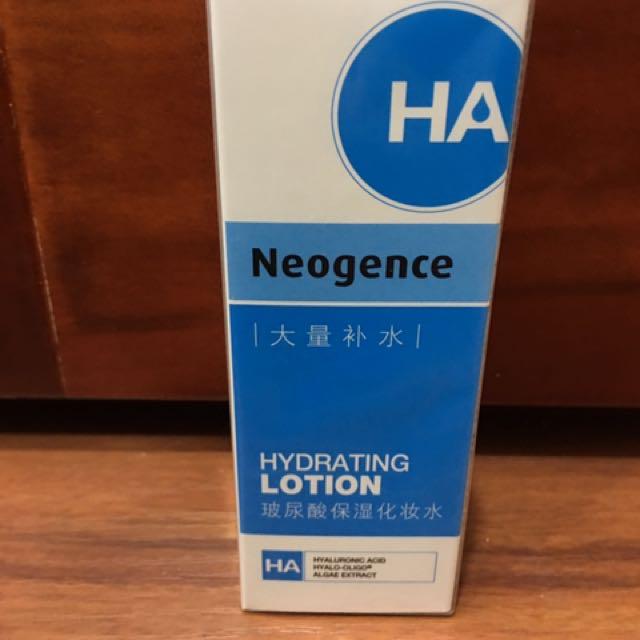 霓淨思HA玻尿酸保濕化妝水