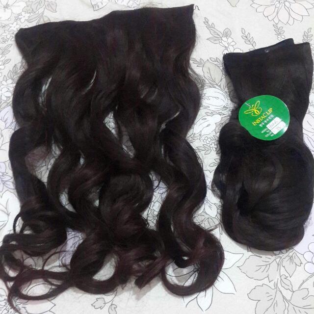 Hairclip Big Layer 60cm