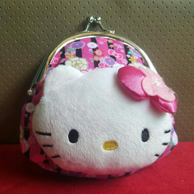 Hello Kitty Coin Wallet