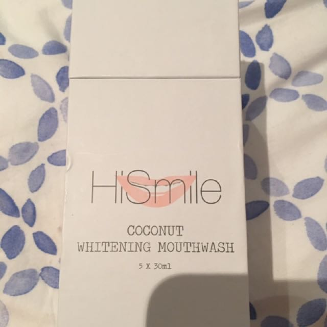 Hi Smile Coconut Mouth Wash