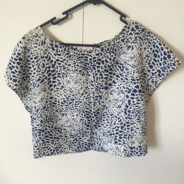 Hidden Cat Top - One Size Fits All