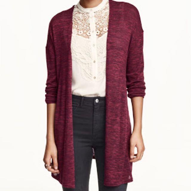 H&M cardigan / outwears