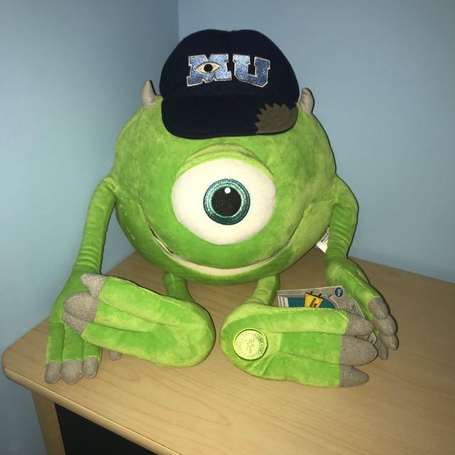 Jumbo Monsters University Mike