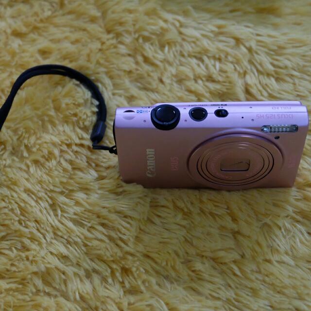 Kamera Digital Canon Ixus 125 HS