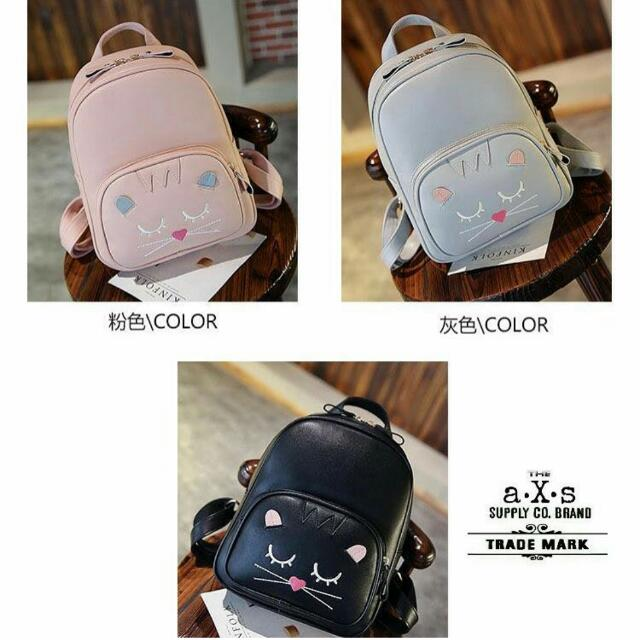 Kitty Ransel Bag