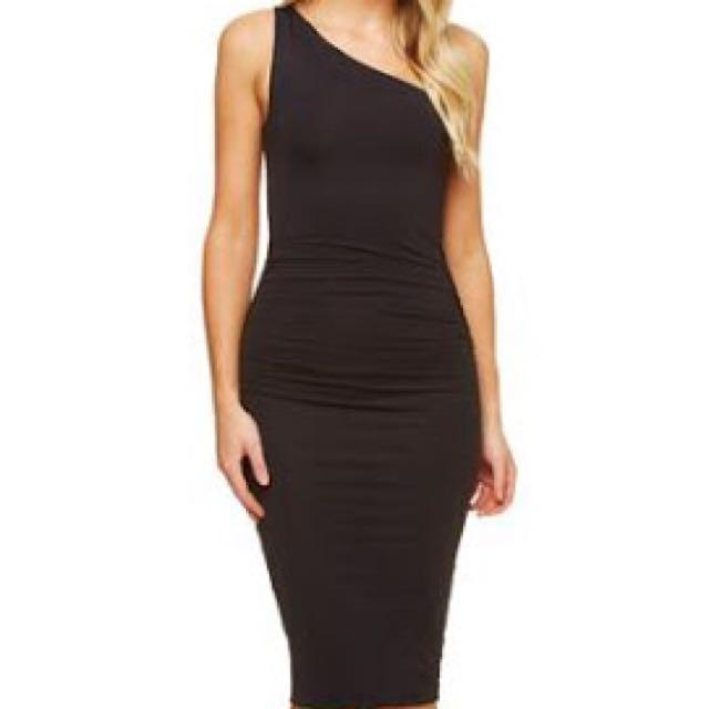 Kookai One Shoulder Dress