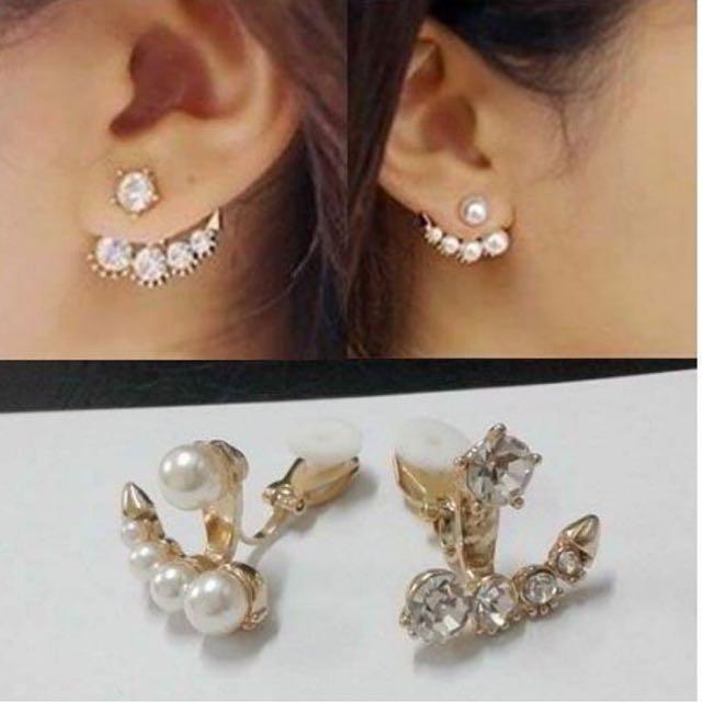 Korea Earrings