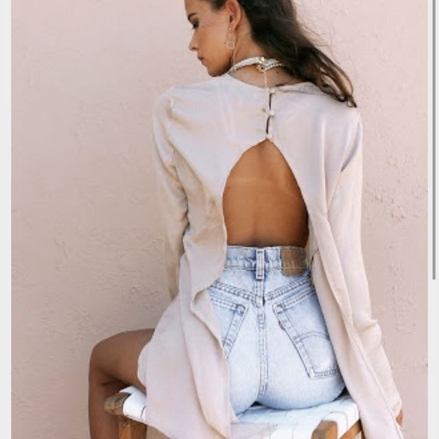 Looking For Backless Shirts In Australia Only