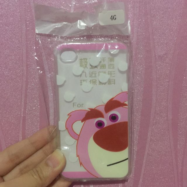 Lotso Jelly Case IPHONE 4,4s