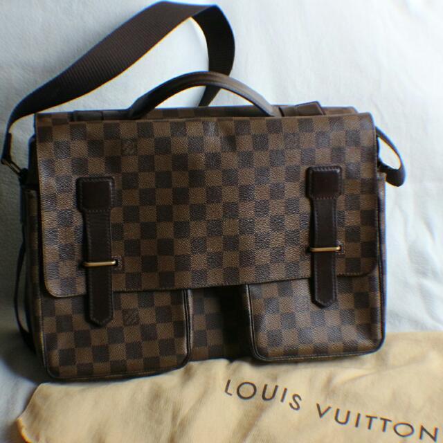 Reprice: Louis Vuitton Broadway