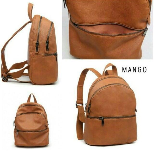 Mango Backpack