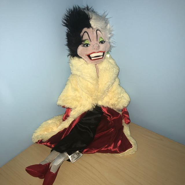 Medium Cruella Plush
