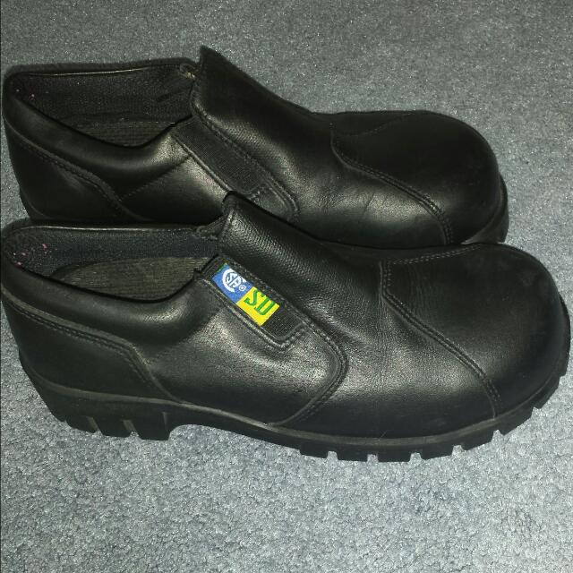 Mellow Walk Safety Shoes