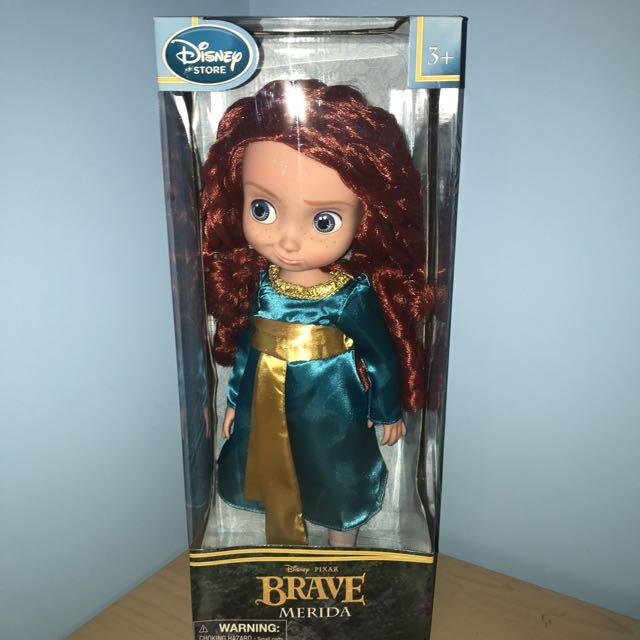 Merida Animator Doll, New In Box