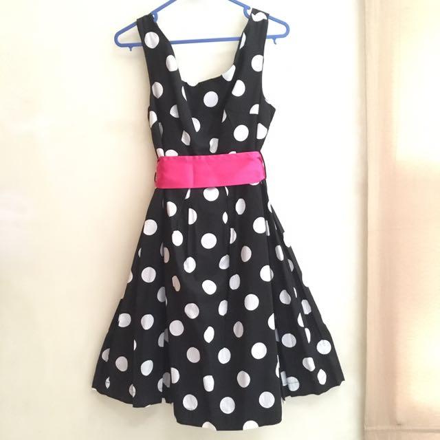 Mossimo Dutti Polkadot Dress