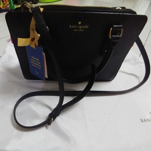 Mulberry Street Lise Black By Kate Spade