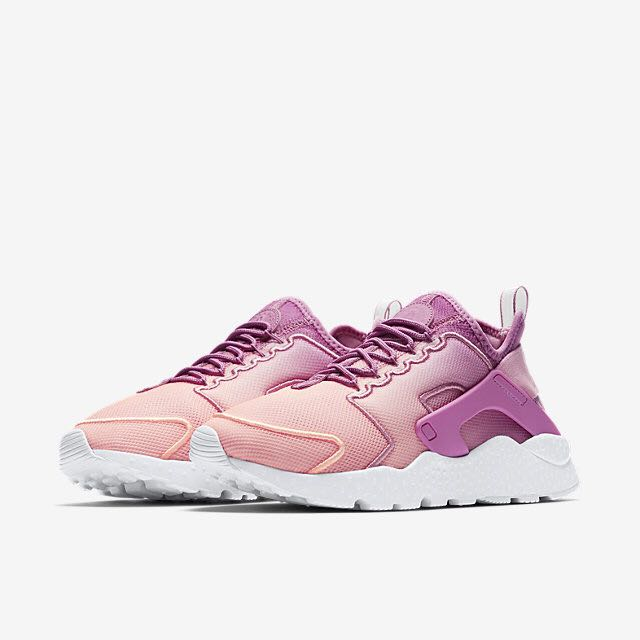 ee12b0e64352a Nike Air Huarache Ultra Breathe (Women) - Orchid/Sunset Glow/White/Orchid,  Women's Fashion, Shoes on Carousell