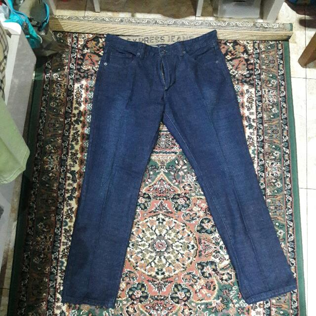 NO LABEL (Straight Jeans)