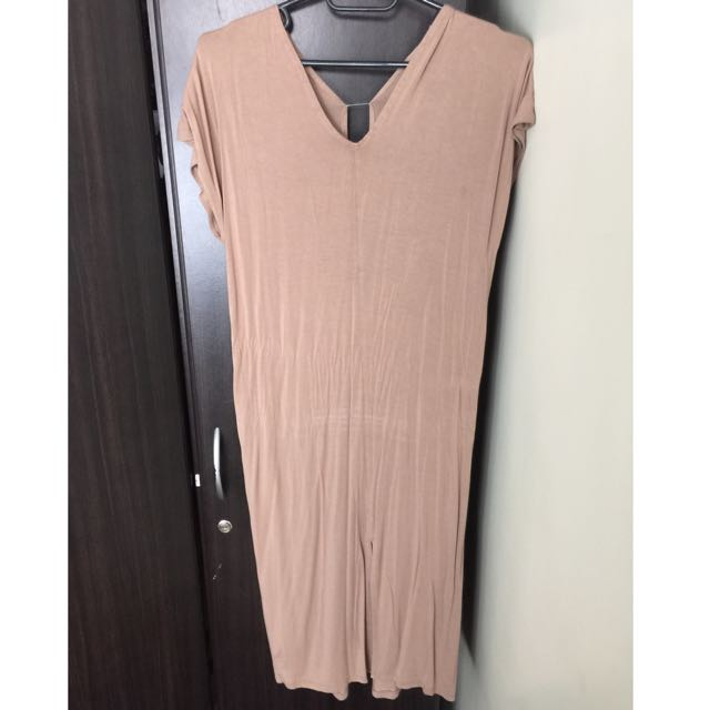 Nude Body fitting Dress