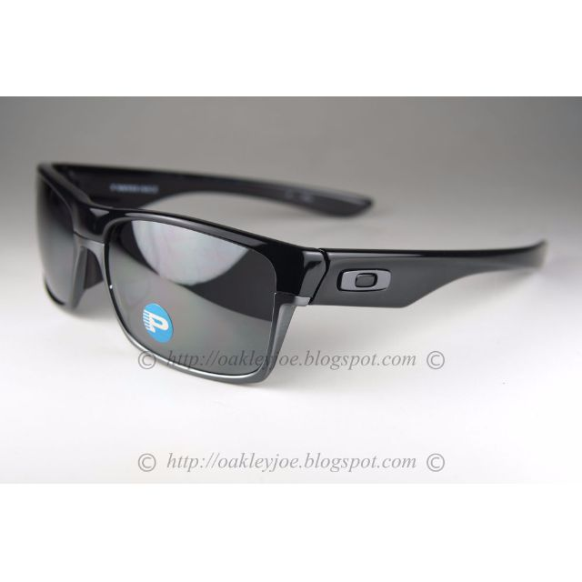4dbc244bd38 Oakley twoface asian fit polished black + black iridium polar OO9256 ...