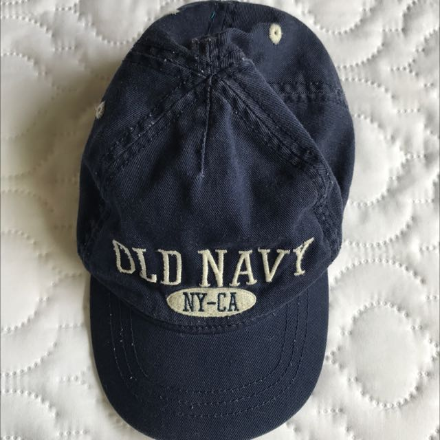 Old Navy Cap (2 years old)