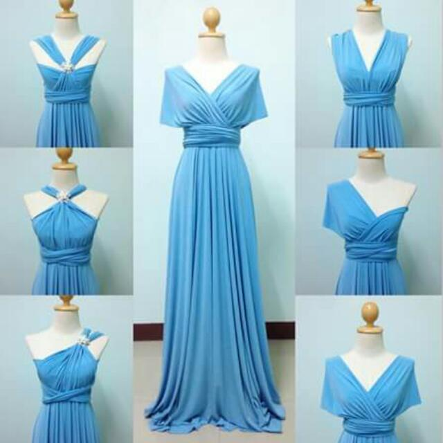 Preloved Infinity Dress