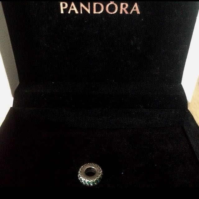Pre-loved Pandora Inspirational Spacer Charm