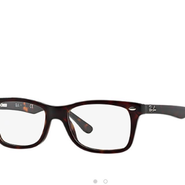 Ray Ban Frames - Seeing Glasses