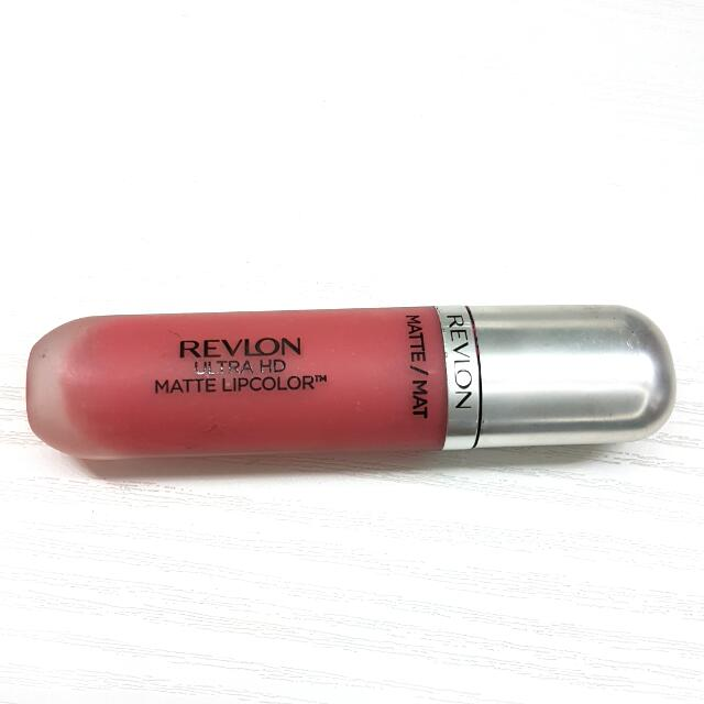 Revlon Ultra HD Matte Lip Color Devotion