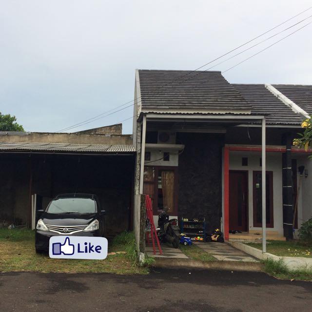 Rumah Di Daerah Mampang Depok (perum.the Khayangan Village)