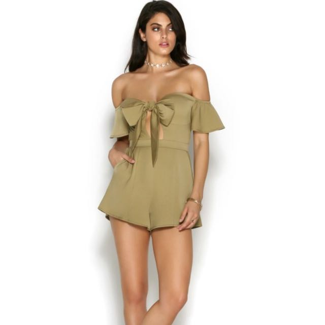 Runaway Another Day Playsuit