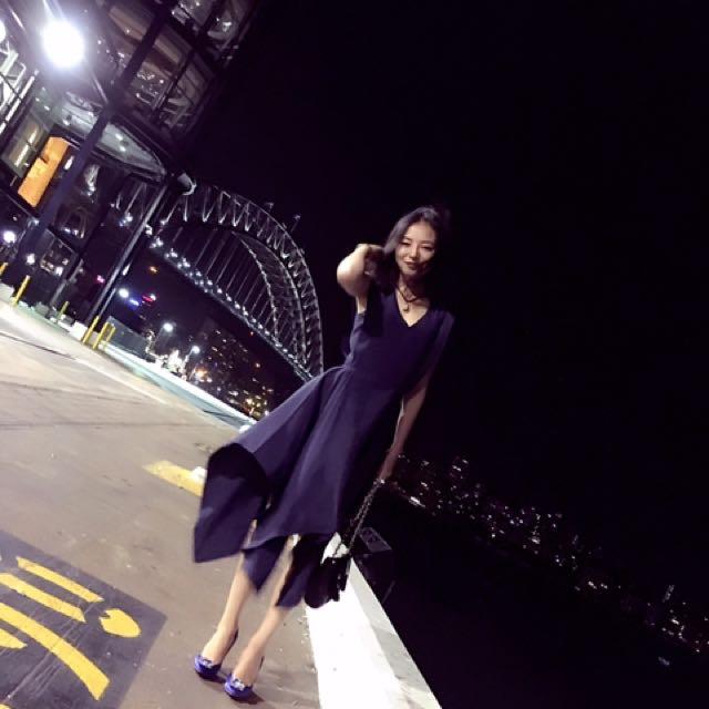 SABA Silky Dress
