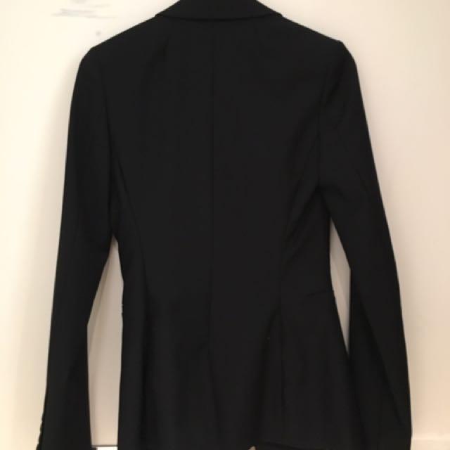 SABA Suit In Black