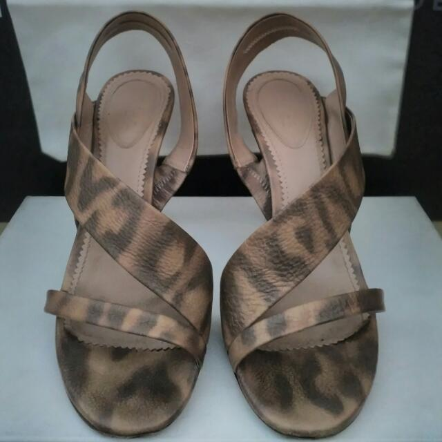 Authentic Chloe Ladies Shoes