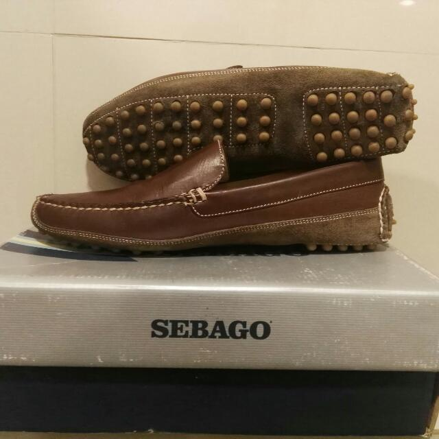 Sebago Moccasin Size 10M