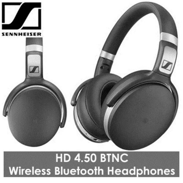 d00e5203ac1 Sennheiser HD 4.50 BTNC Wireless Bluetooth Headphones, Electronics ...