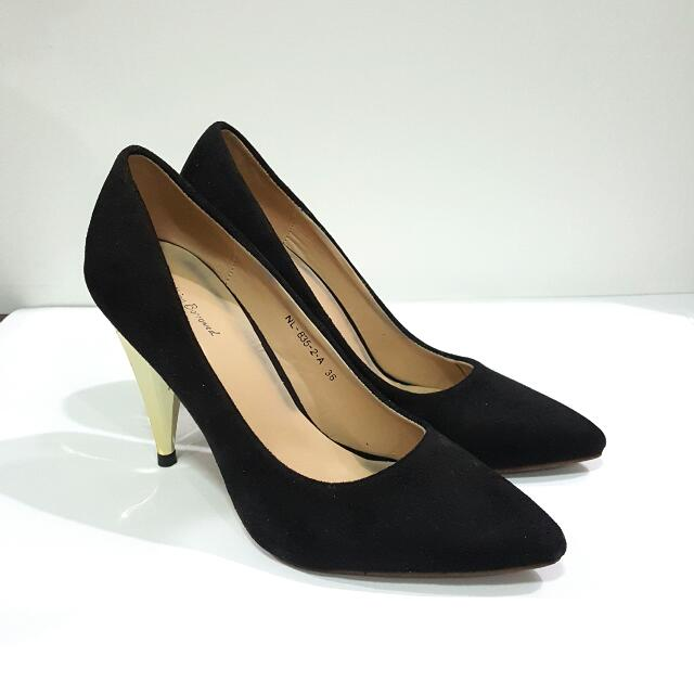 Sepatu Something Borrowed Size 36 Stiletto Heels