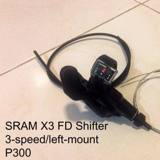SRAM FD Shifter