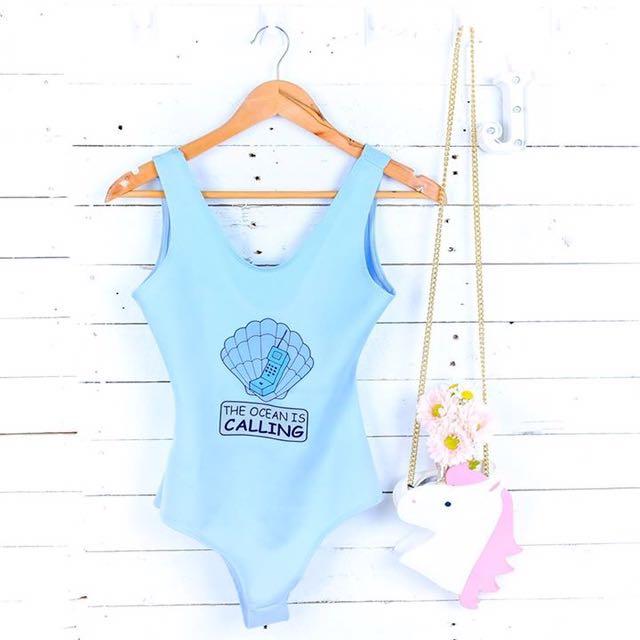 Swimsuit (one piece)
