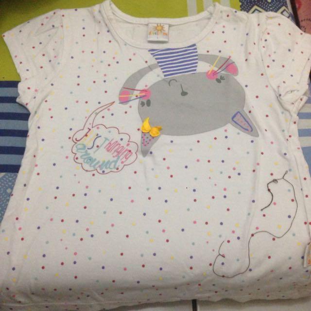 T shirt Untuk Anak
