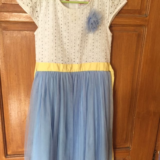 Teaberry Dress