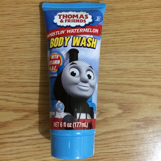 Thomas & Friends Body Wash (Whistlin' Watermelon)