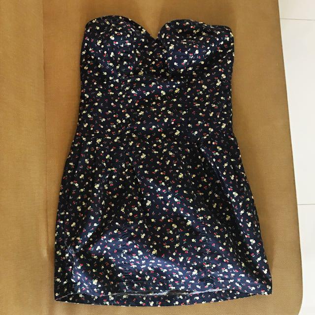 bd35d33e0f04 TOPSHOP Designer Tube Dress Size S/M, Women's Fashion, Clothes ...